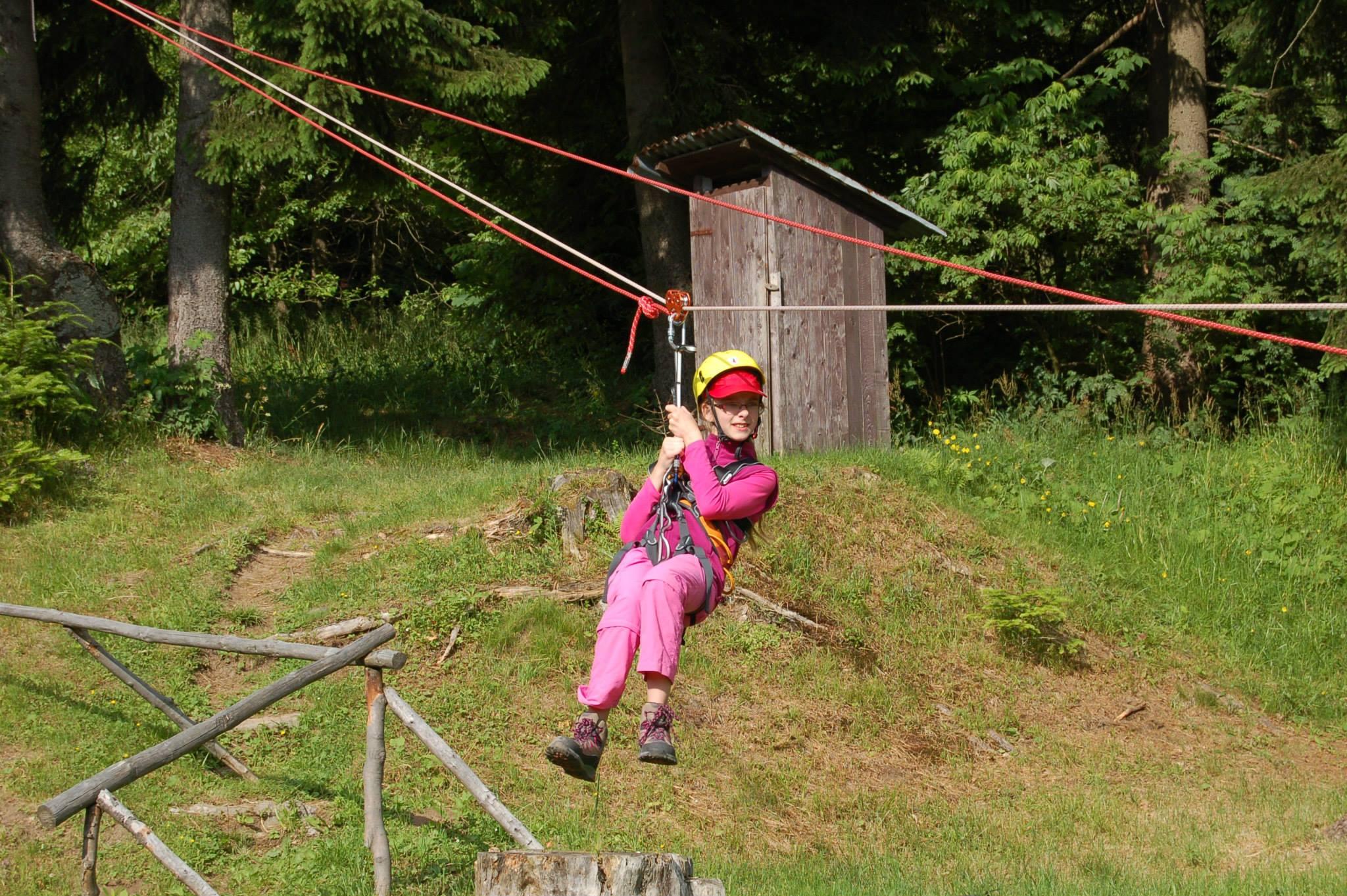 Horská služba Kremnické vrchy deťom…